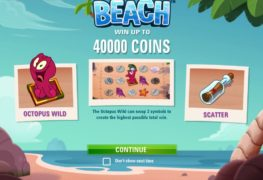 Beach Slot