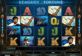 Leagues of Fortune Slot