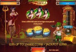 Leprechaun Goes to Hell Slot