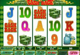 Mr. Cashback Slot