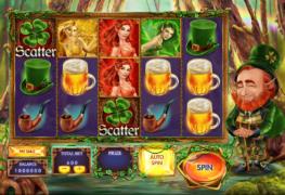 Ryan O'Bryan and the Celtic Fairies Slot