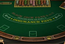 American Blackjack Casino Game