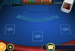 Multihand Blackjack Casino Game