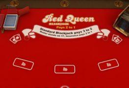 Red Queen Blackjack Casino Game