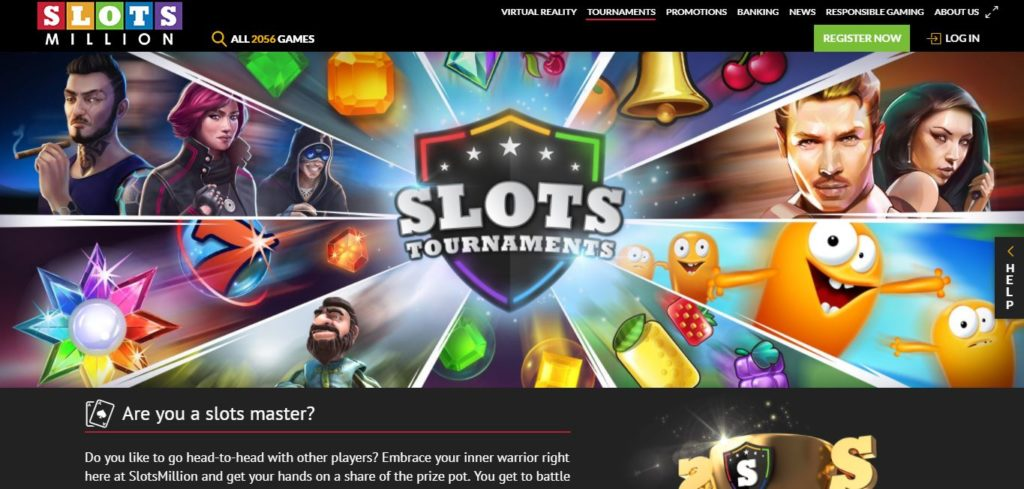 SlotsMillion screenshot 2
