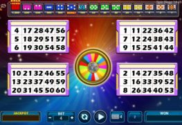 Spin Bingo