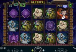 Creepy Carnival Video Slot