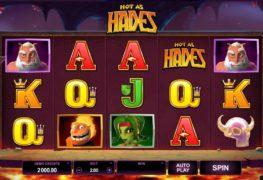 Hot as Hades Video Slot