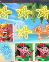 Sam on the beach slot review
