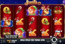 Santa Slot Review